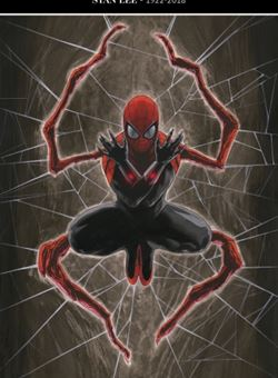 Superior Spider-Man #1 Cover Travis Charest (December 2018)