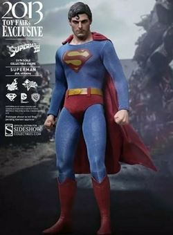 Superman Evil Version (Superman III) Hot Toys 1/6 2013 Toy Fair Exclusive MMS207