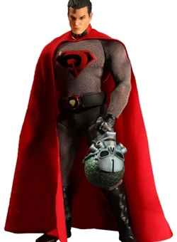 Superman Red Son Previews Exclusive 1/12 15 cm
