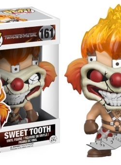 Sweet Tooth Funko Pop 10 cm Twisted Metal