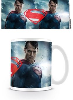 Taza Superman Rage Batman v Superman