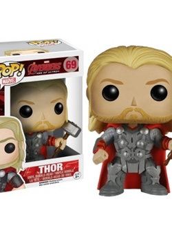 Thor Age of Ultron Funko Pop Nº 69 Vengadores