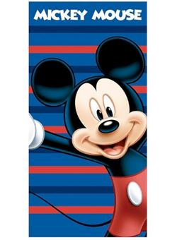 Toalla Mickey Disney Joyful Blue
