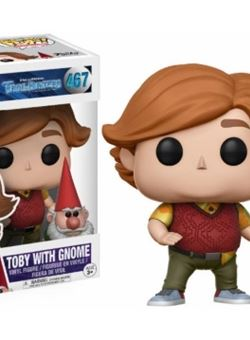 Toby with gnome Funko Pop 10 cm Netflix Nº 473