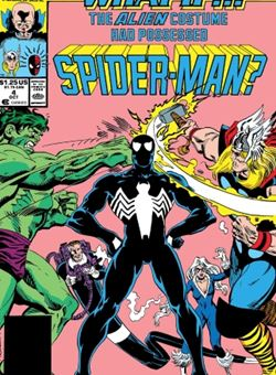 True Believers What If Alien Costume Possessed Spider-Man Nº 1
