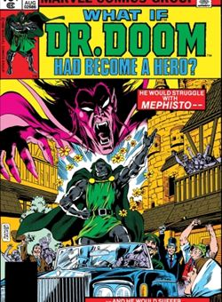 True Believers What If Dr Doom Had Become a Hero Nº 1 (October 2018)