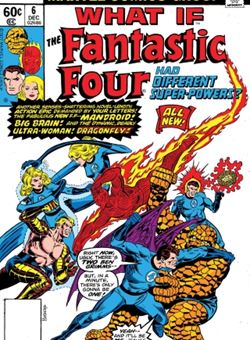 True Believers What If Fantastic Four Had Different Super-Powers Nº 1 (October 2018)