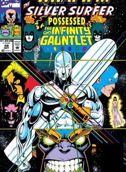 True Believers What If Silver Surfer Possessed The Infinity Gaunlet Nº 1 (October 2018)