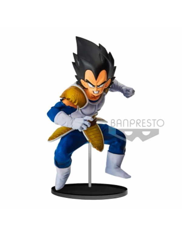 Vegeta Figura 14 Cm Dragon Ball Z World Figure Colosseum2 Vol. 5