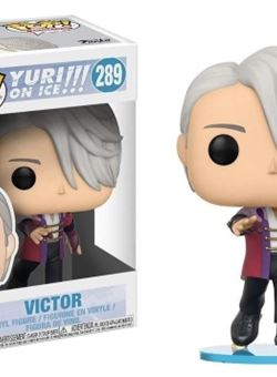 Victor Funko Pop 10 cm Nº 289 Yuri!!! On Ice