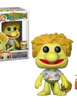 Wembley with Doozer Funko Pop 10 cm Nº521 Fraggle Rock