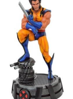 Wolverine Premier Collection Lobezno 30 cm 1/6
