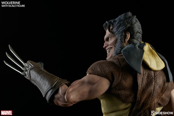 Wolverine Sixth scale