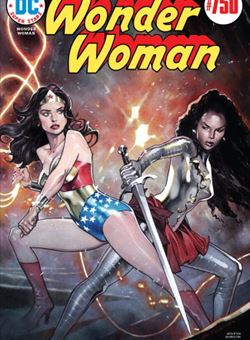 Wonder Woman #750 1970s Variant Cover Olivier Coipel (January 2020)
