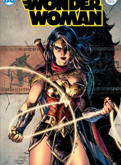 Wonder Woman #750 2010s Variant Cover Jim Lee, Scott Williams (January 2020)