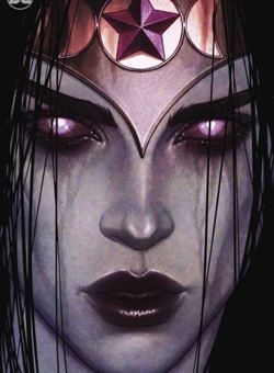 Wonder Woman Nº 56 Witching Hour Variant Cover Jenny Frison (October 2018)