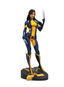 X-23 Unmasked Marvel Gallery PVC Statue SDCC 2018 23 cm Diamond Select