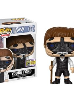 Young Dr. Ford Funko Pop 10 cm Westworld Sdcc 2017 Exclusive Nº 491