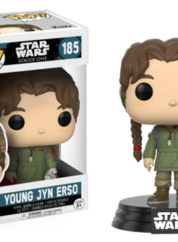 Young Jyn Funko Pop 10 cm Rogue One Nº 185