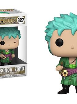 Zoro Funko Pop 10 cm One Piece Nº327