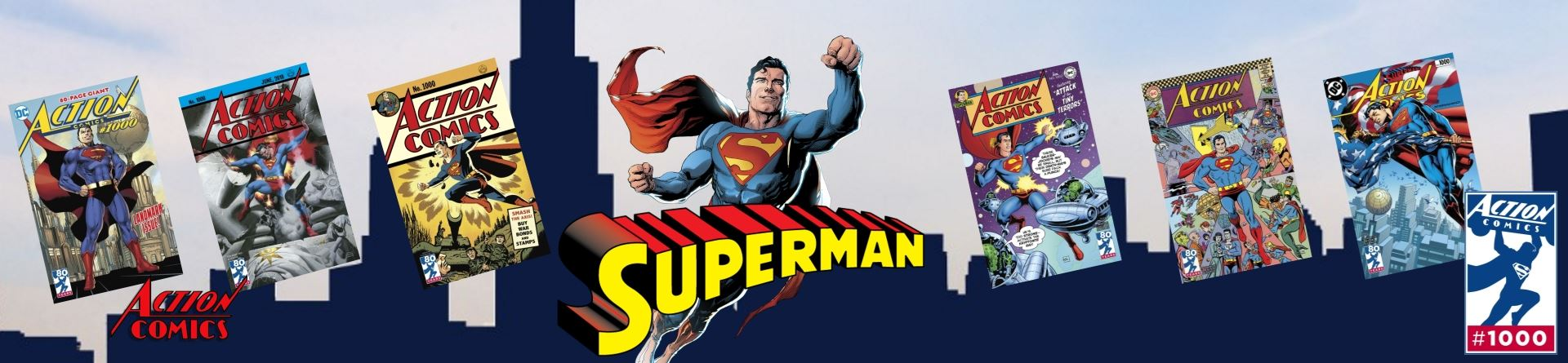 Superman 80 Aniversario
